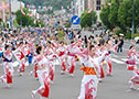 Otaru Ushio Festival in late July